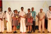 Haritha Shraeya and Kaavya Senthil Kumar